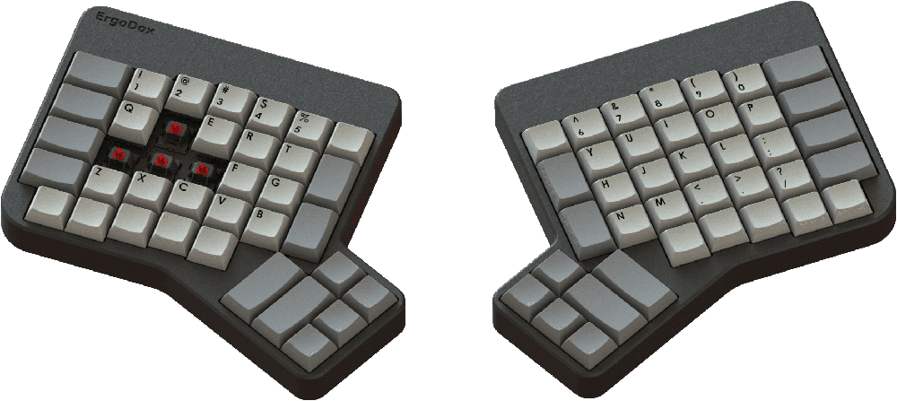Ergodox Mechanical Keyboard