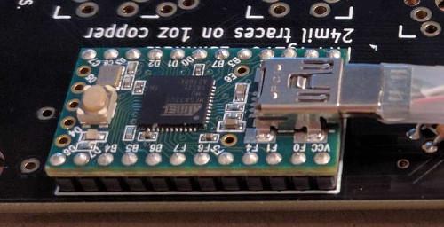 ErgoDox Mechanical Keyboard